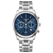 Longines - Master Collection Blue Dial S/S Auto Watch 42mm