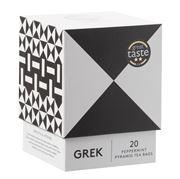 Grek - Peppermint Pyramid Tea Bags Pack 20pce