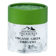 Mountain Treasures - Organic Greek Oregano 30g
