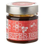 Stayia Farm - Super Bee Strawberry Tree Honey & R/Jelly 260g