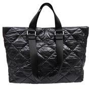 Sassy Duck - Pamela Weekender Sportluxe Tote Bag Black
