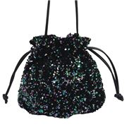 Sassy Duck - Twinkle Sequin Pouch Bag Multi