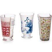 Seletti - Hybrid Clarice Glass Set 3pce
