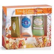 L'Occitane - Best Hand Cream Set 3pce