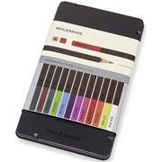 Moleskine - Naturally Smart Water Colour Pencil Set 12pce