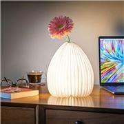 Gingko - Smart Vase Light Natural White Ash