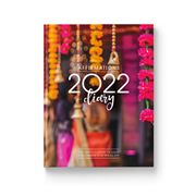 Affirmations - Flowers 2022 Diary