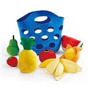 Hape - Toddler Fruit Basket