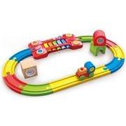 Hape - Sensory Railway 18pce