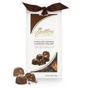 Butlers - Chocolate Caramels & Hazelnut Pralines 170g