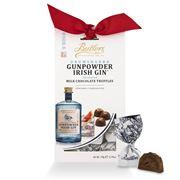 Butlers - Gunpowder Irish Gin Milk Chocolate Truffles 140g