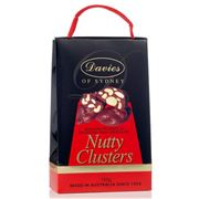 Davies - Roasted Peanuts Milk Chocolate Nutty Clusters 150g