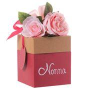 Boz - Bouquet Box with Chocolates Nonna