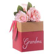 Boz - Bouquet Box with Chocolates Grandma