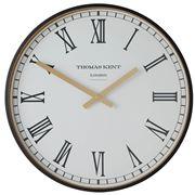 Thomas Kent - Clocksmith Wall Clock Black & White 30cm