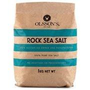 Olsson's - Rock Sea Salt 1kg