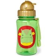 SkipHop - Zoo Straw Bottle Dragon 350ml
