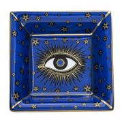 Halcyon Days - Evil Eye Square Tray