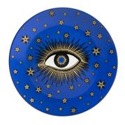 Halcyon Days - Evil Eye Coupe Plate