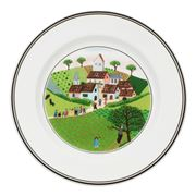 V&B - Design Naif Bread & Butter Plate Marriage