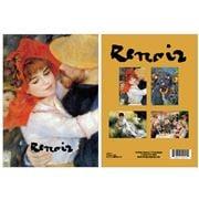 Retrospect - Renoir Blank Cards/Envelopes 16pce