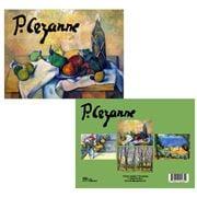Retrospect -  Paul Cezanne Blank Cards/Envelopes 16pce
