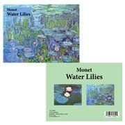Retrospect -  Monet Water Lilies Blank Cards/Envelopes 12pce
