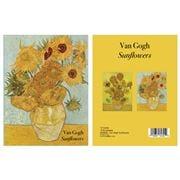 Retrospect -  Van Gogh Sunflowers Blank Cards/Envelopes 12pc