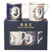 Halcyon Days - The Strength & Stay Mug Set 2pce