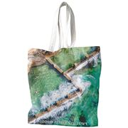 Destination Label - Coogee Curves Tote Bag