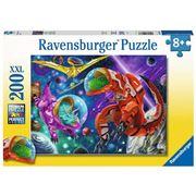 Ravensburger - Space Dinosaurs Puzzle 200pce