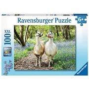 Ravensburger - Llama Love Puzzle 100pce