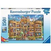 Ravensburger - Cutaway Castle Puzzle 150pce