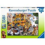 Ravensburger - Pet School Pals Puzzle 150pce