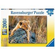 Ravensburger - Little Lion Puzzle 200pce
