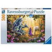 Ravensburger - Dragon Whisperer Puzzle 500pce