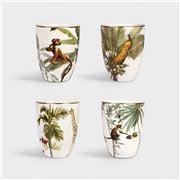 Klever - Jungle Mug Set 4pce