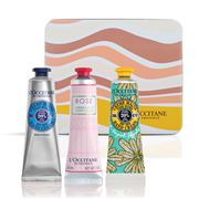 L'Occitane - Limited Edition Shea Hand Cream Trio 3pce