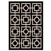 Vandenberg - Carpet Evans Black 300x400cm