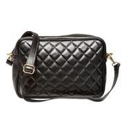 Marlafiji - Taylor Quilted Shoulder Bag Black