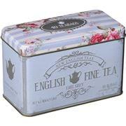 New English Teas - Earl Grey Floral Violet Tin 40 Teabags