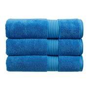 Christy - Hygro Supreme Bath Sheet Cadet Blue