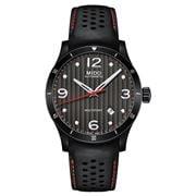 Mido - Multifort Auto Gents S/Steel & Black PVD Watch 42mm