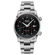 Mido - Multifort Automatic Gents GMT S/Steel Watch 42mm