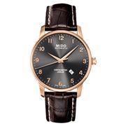 Mido - Baroncelli Gents Chrono. Anthracite Dial Watch 42mm