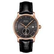 Mido - Baroncelli Auto. Gents Anthracite Dial Watch 38mm