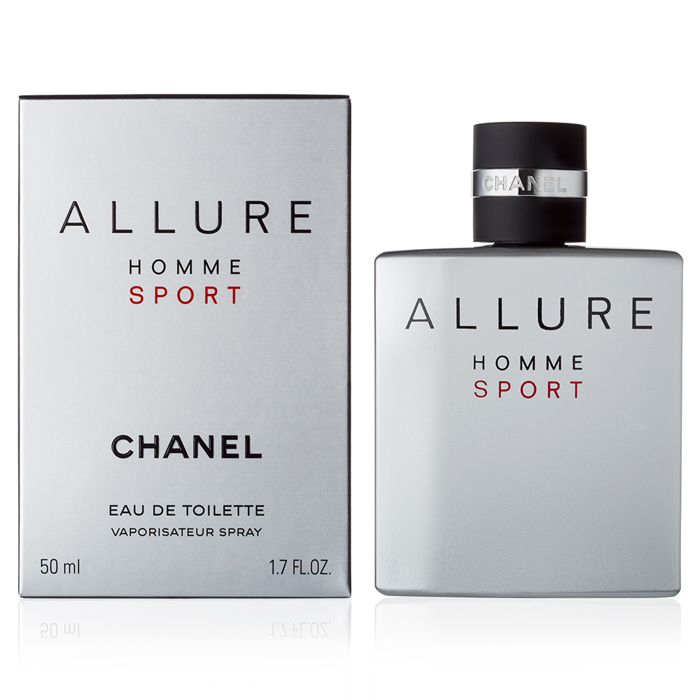 chanel allure homme sport eau de toilette 50ml peter 39 s. Black Bedroom Furniture Sets. Home Design Ideas