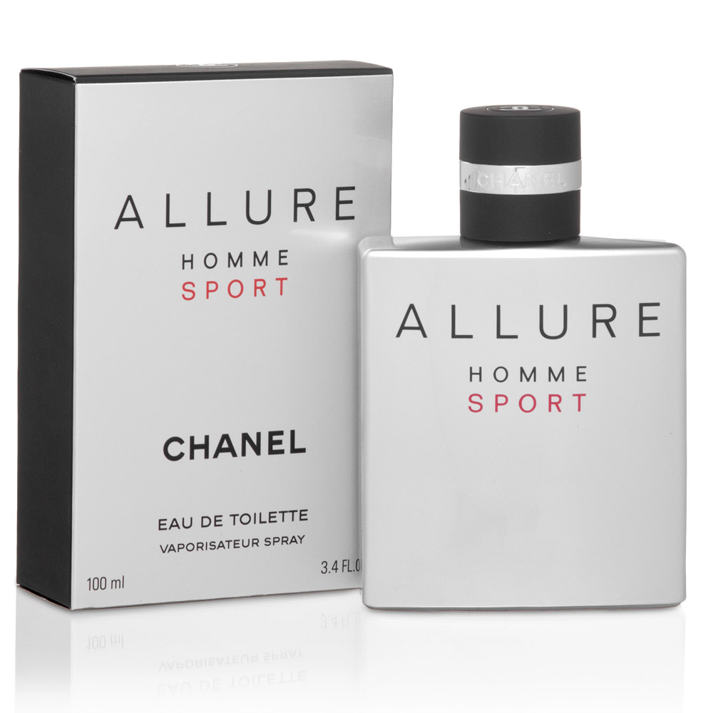 Chanel - Allure Homme Sport Eau De Toilette 100ml | Peter's of ...