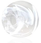 Kosta Boda - Mine White Small Plate
