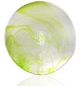 Kosta Boda - Mine Lime Small Plate